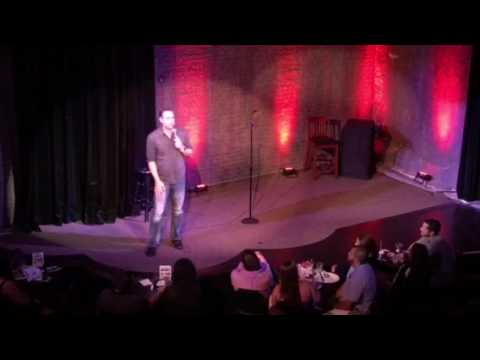 Comedian Jay Black does Trump Jokes in Cleveland