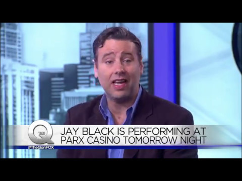 Comedian Jay Black on The Q