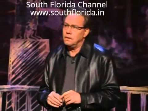 Comedian Lewis Black on Politics