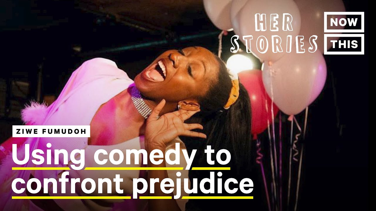 Comedian Uses Her Comedy To Confront Prejudice Against Black Women