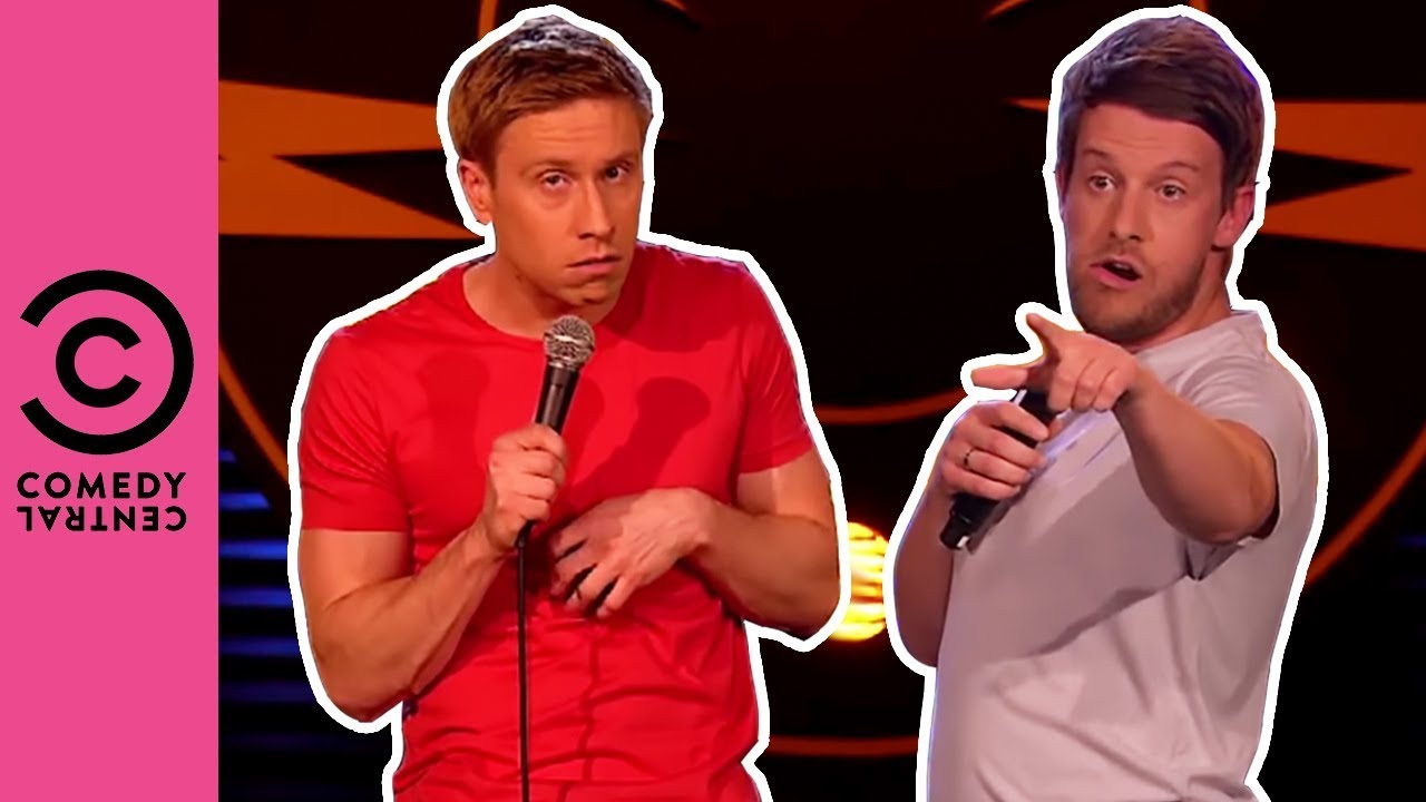 Comedians On Kids | Stand Up Central