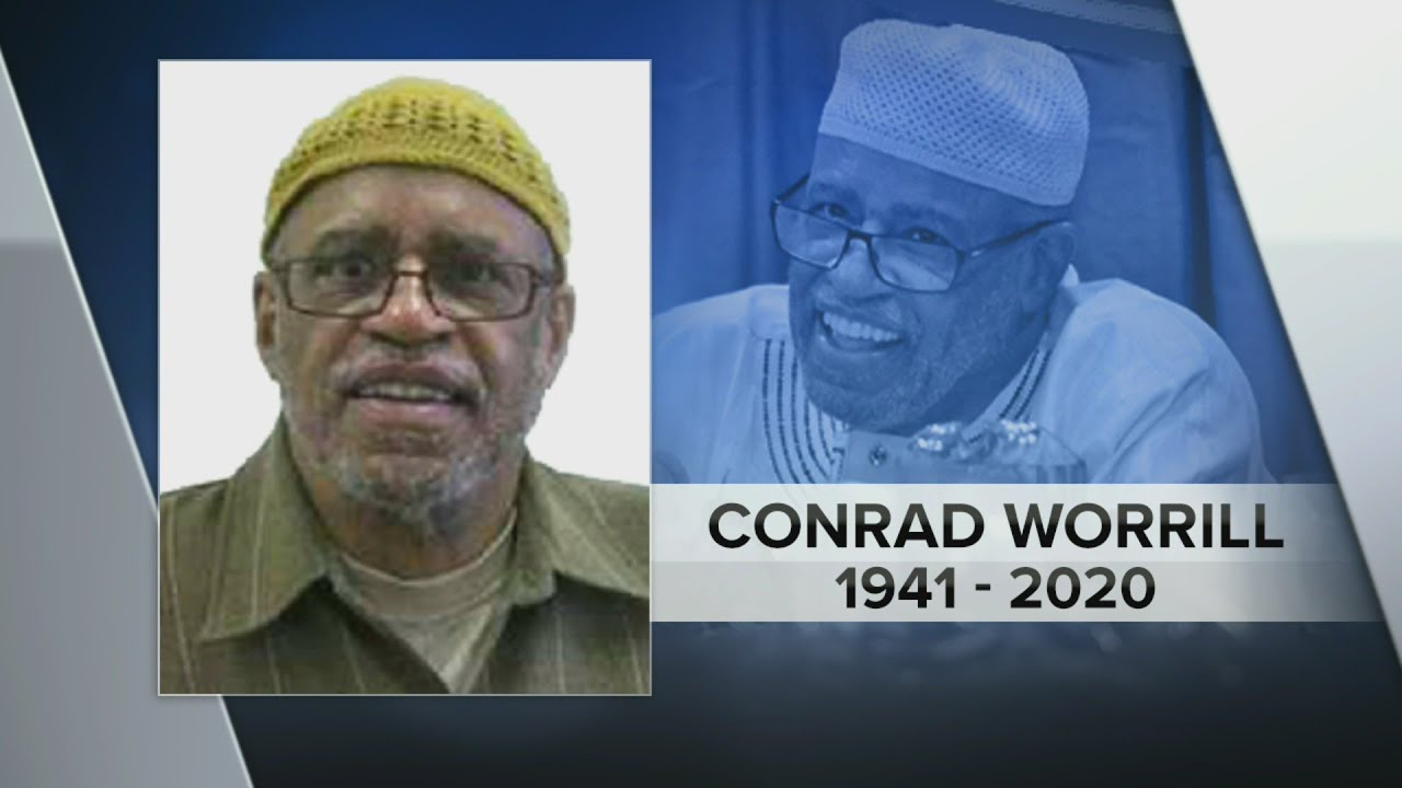 Conrad Worrill, African American scholar and activist from Chicago, dies