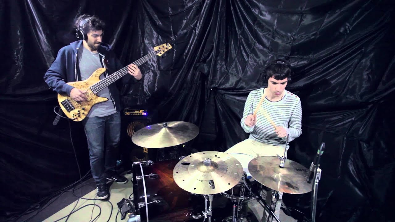 Contemporary R&B – Neo Soul Groove [ Bass Drum Cover