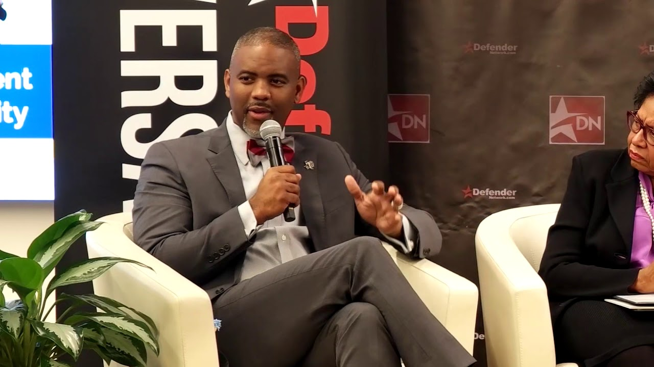 Conversation with HBCU Presidents: Encouraging African American males to enter