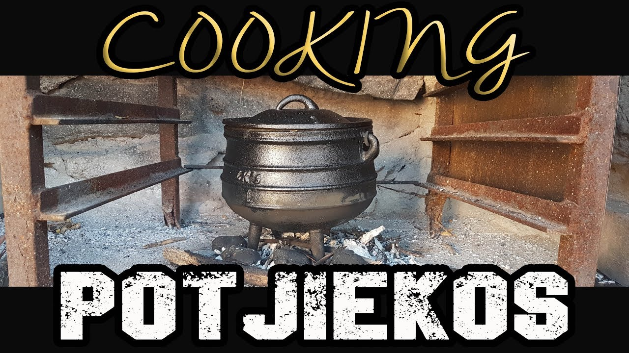 Cooking Potjiekos – Traditional South African Food