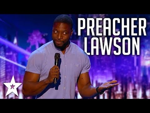 Crowd Goes Wild For Stand-Up Comedian Preacher Lawson | America's