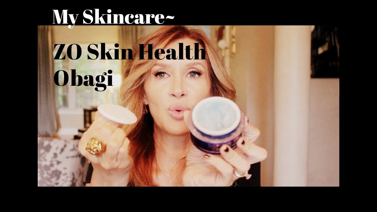 Current Skincare Routine~ Obagi & ZO Skin Health