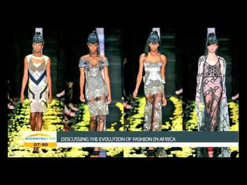 Discusion: Evolution of fashion in Africa