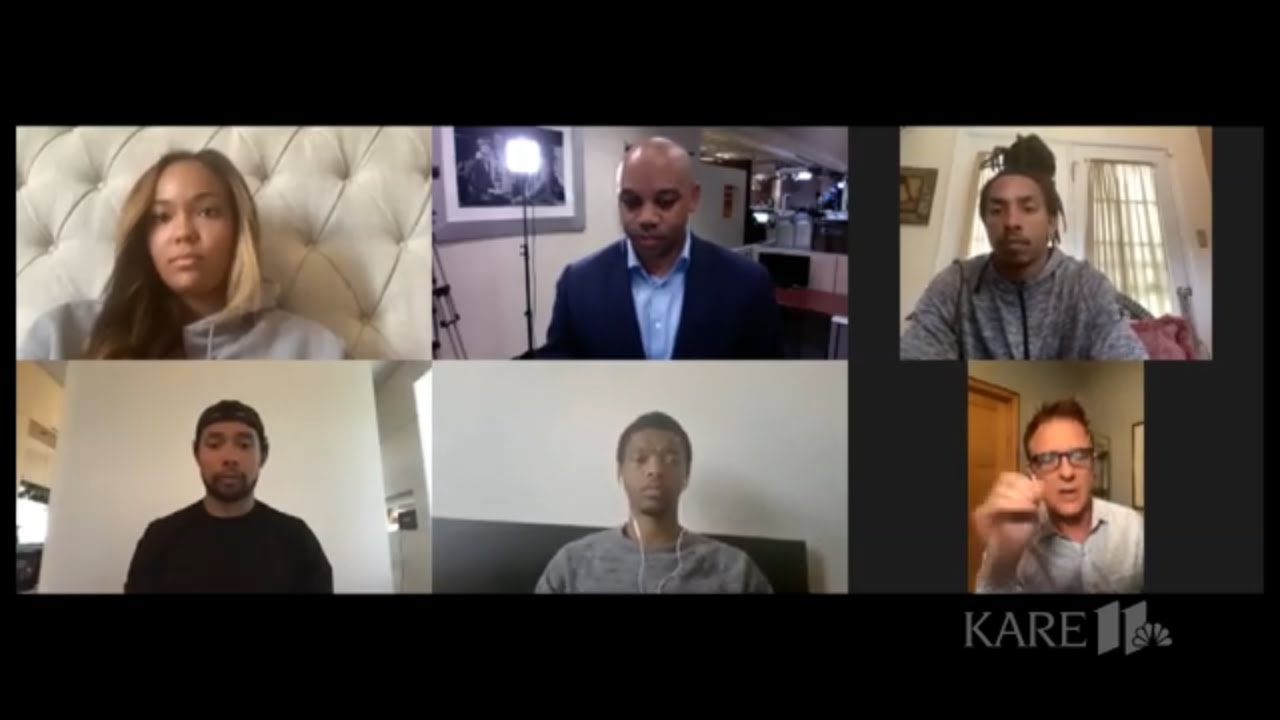 EXTENDED INTERVIEW: Minnesota sports forum on racism