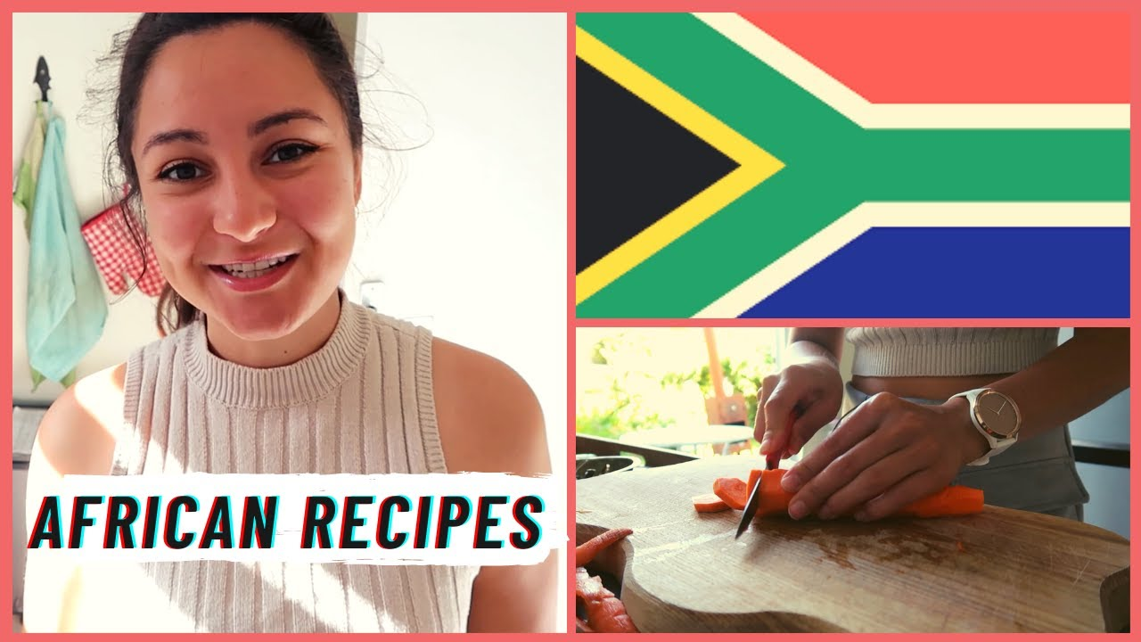 Eating only South African food for one day   Homemade