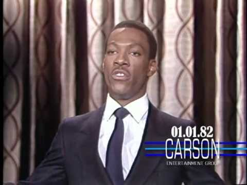 Eddie Murphy's Stand Up Comedy Routine (FULL), First Appearance on