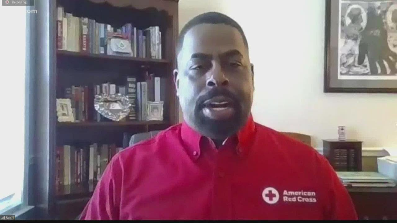 First African-American CEO at SC Red Cross