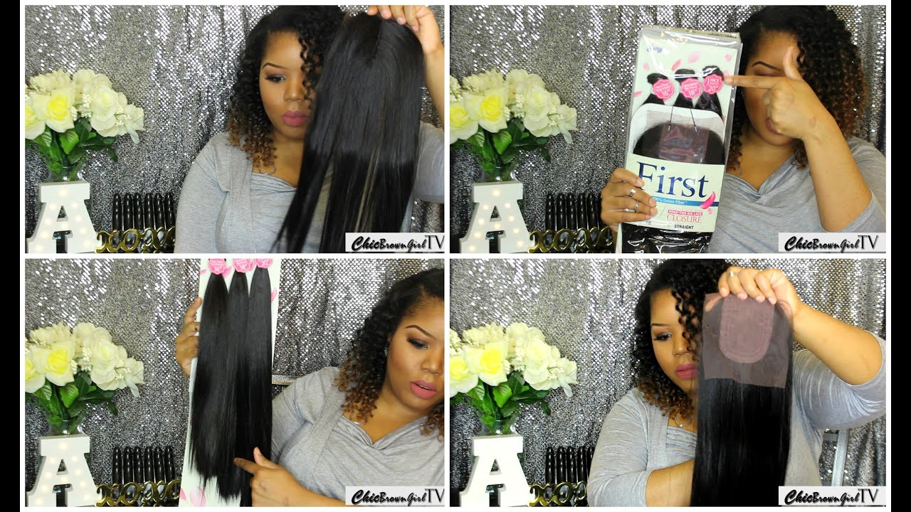 First Look | First Hair by Zury