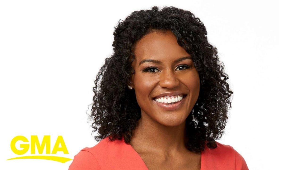 #FreeTheCurls: Why ABC News' Janai Norman chose to embrace her