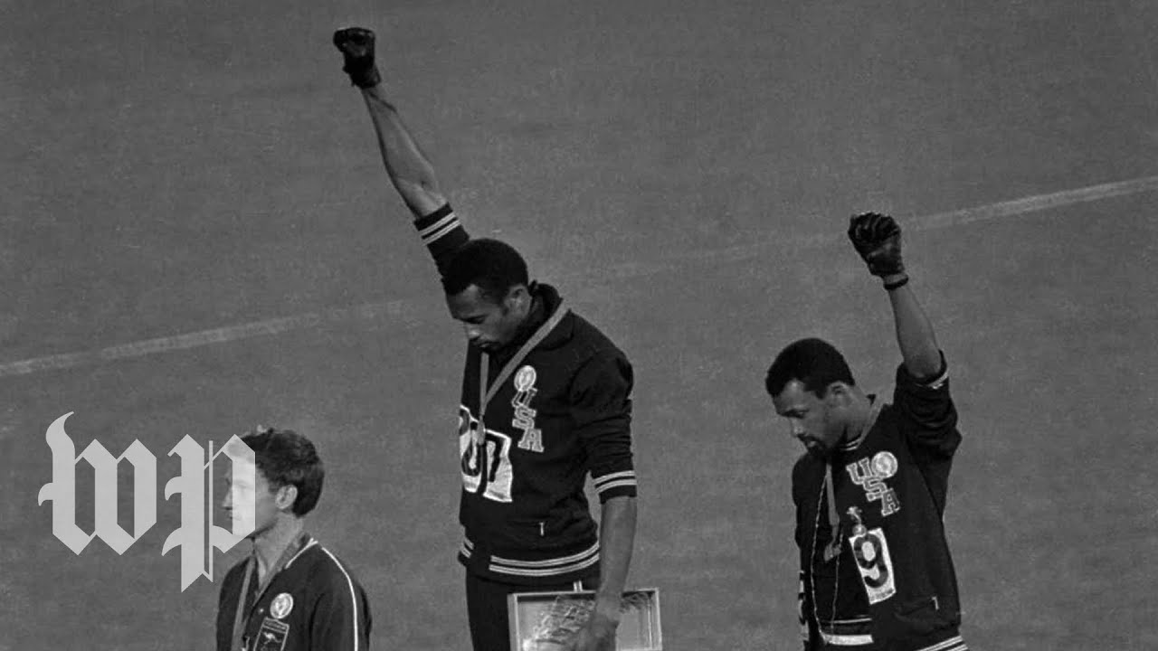 From black power fists to boycotts: A history of Olympics