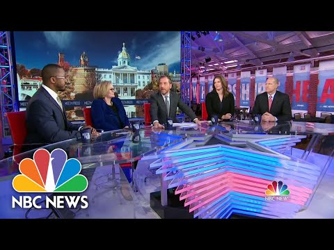 Full Panel: Democrats Compete For African American Voters | Meet