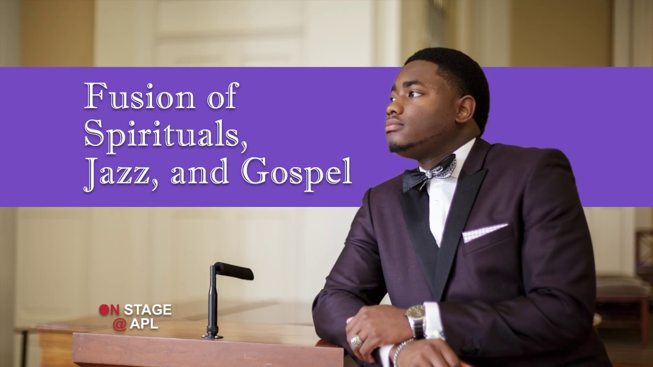 Fusion of African-American Spirituals, Jazz, and Gospel