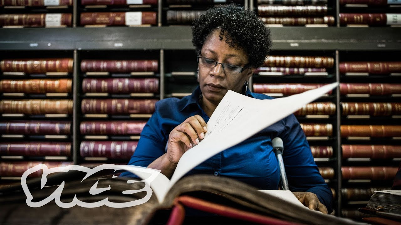 Genealogist Who Tracks Down Modern-Day Slavery Practices