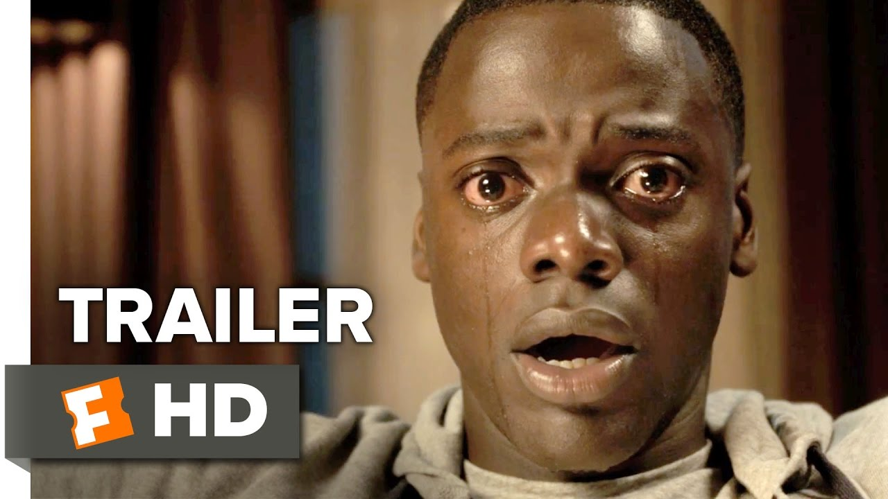 Get Out Official Trailer 1 (2017) – Daniel Kaluuya Movie
