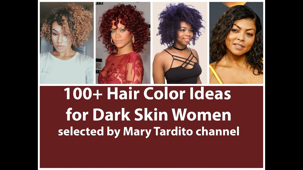 Hair Color Trends for Black Women – 100+ Ideas of