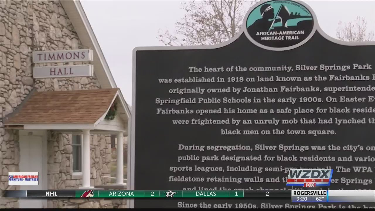 Hidden History: African American Heritage Trail