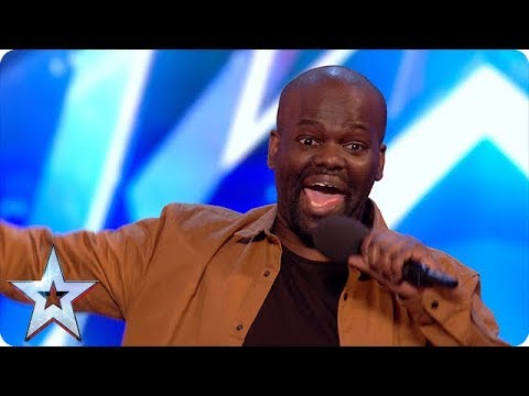 Hilarious comedian has the BGT Judges in stitches | Unforgettable