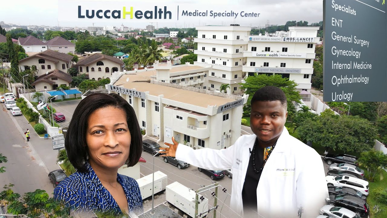 How African Americans Established World Class Medical Center In Ghana