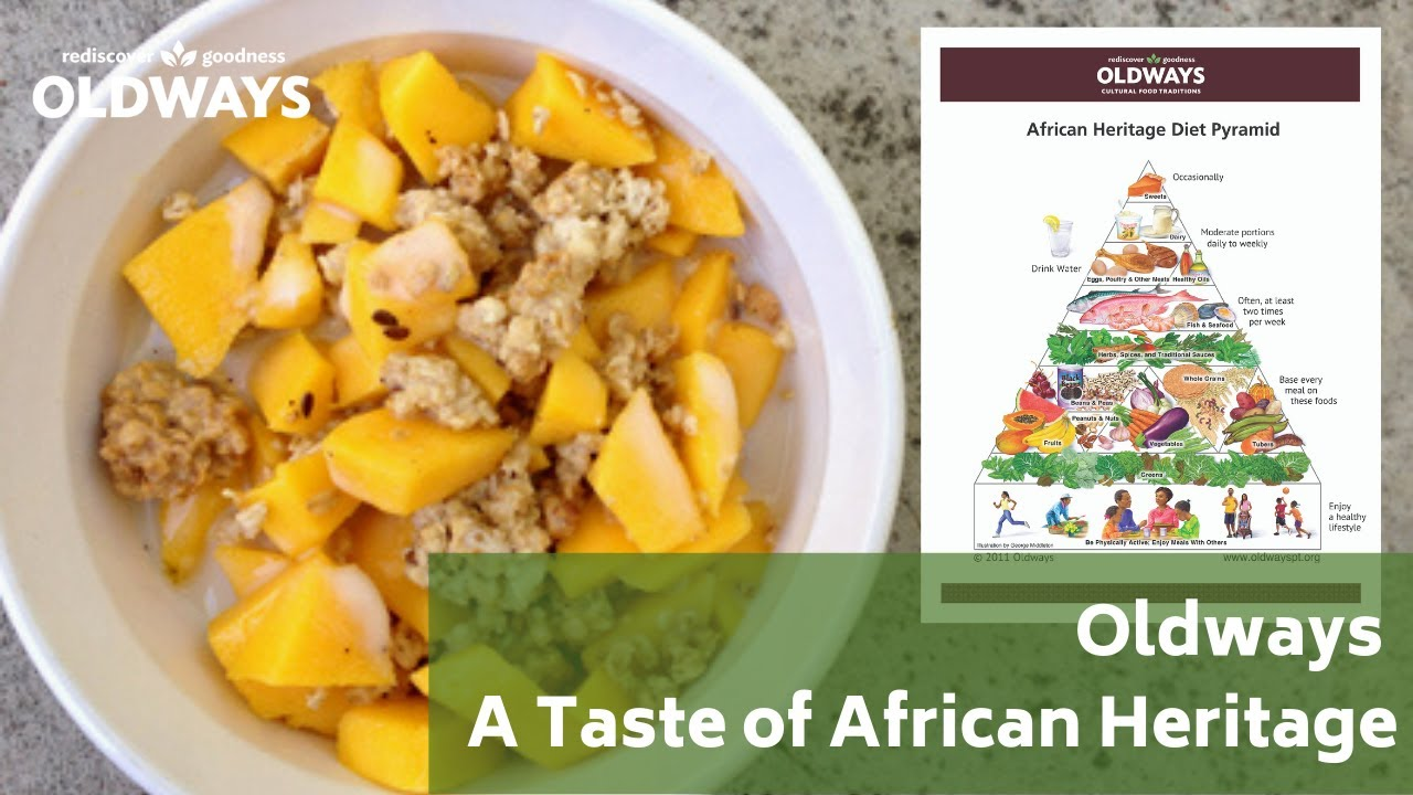 How African Food is Changing Communities: Oldways' A Taste of