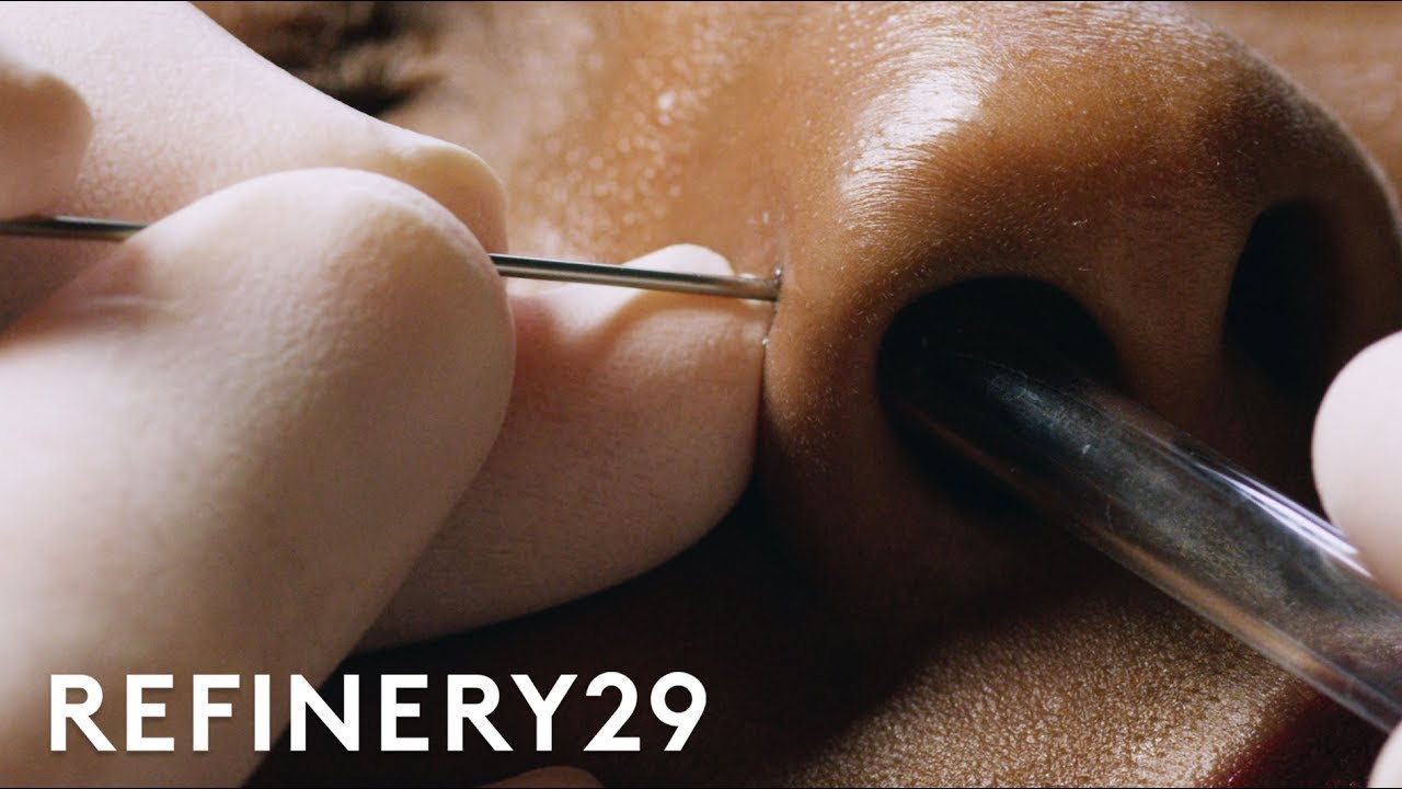 How To Get A Nose Piercing With Brian Keith Thompson