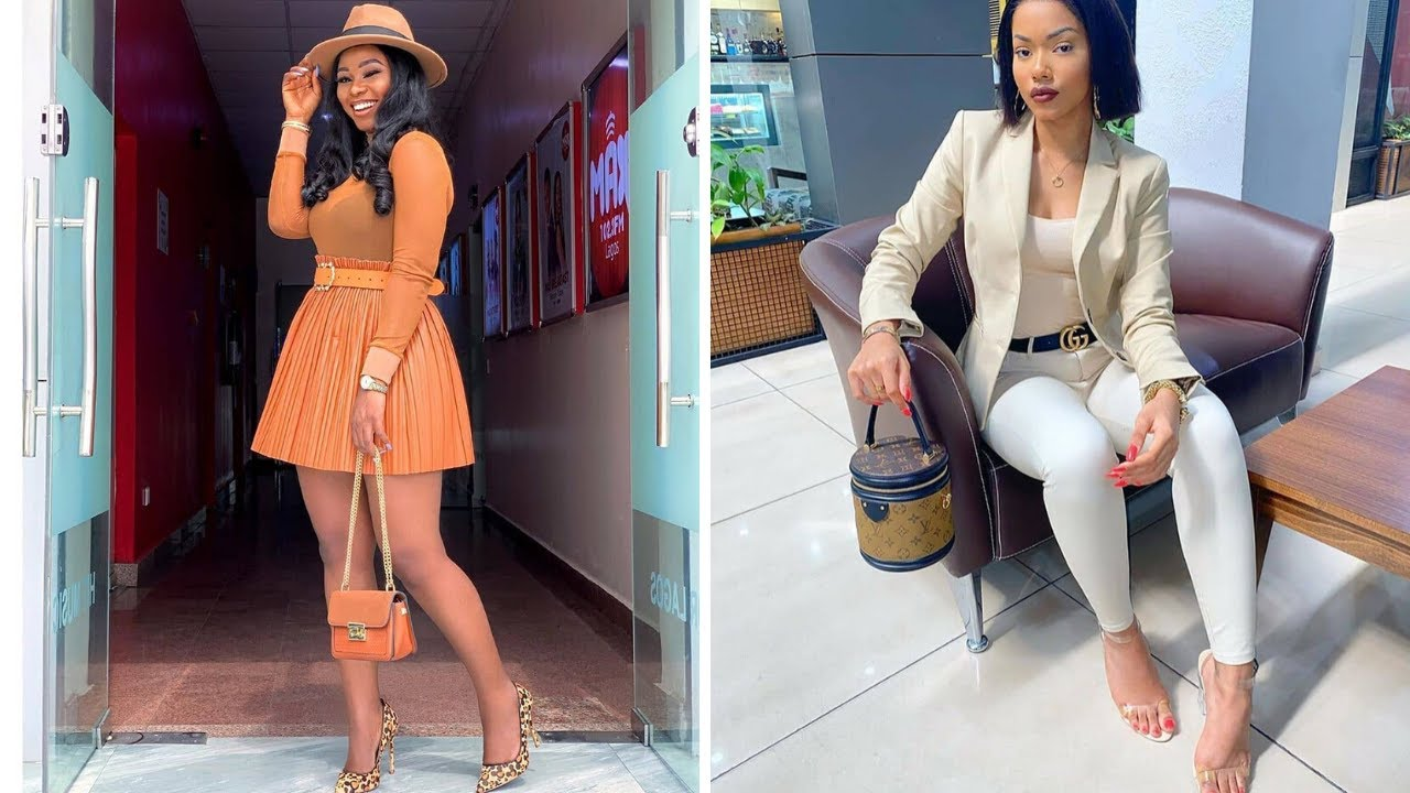 How to Look Rich on Budget | African Classy Fashion