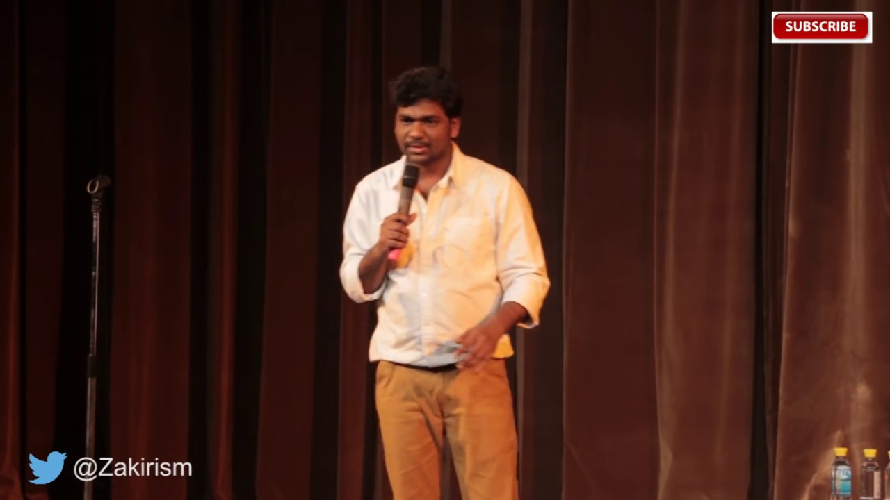 How to be cool at an airport | Zakir khan