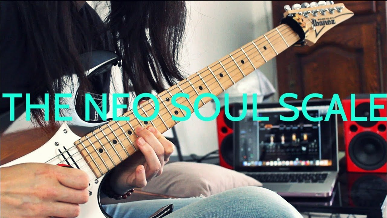 How to play the Neo Soul Scale – Guitar Lesson