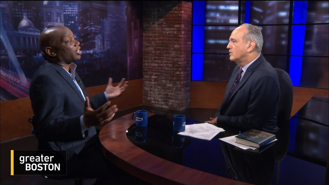 """Howard Bryant On His New Book """"The Heritage"""" And The"""