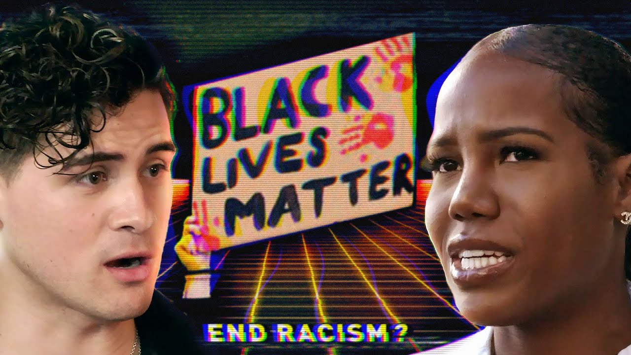 I spent a day with BLACK LIVES MATTER PROTESTERS