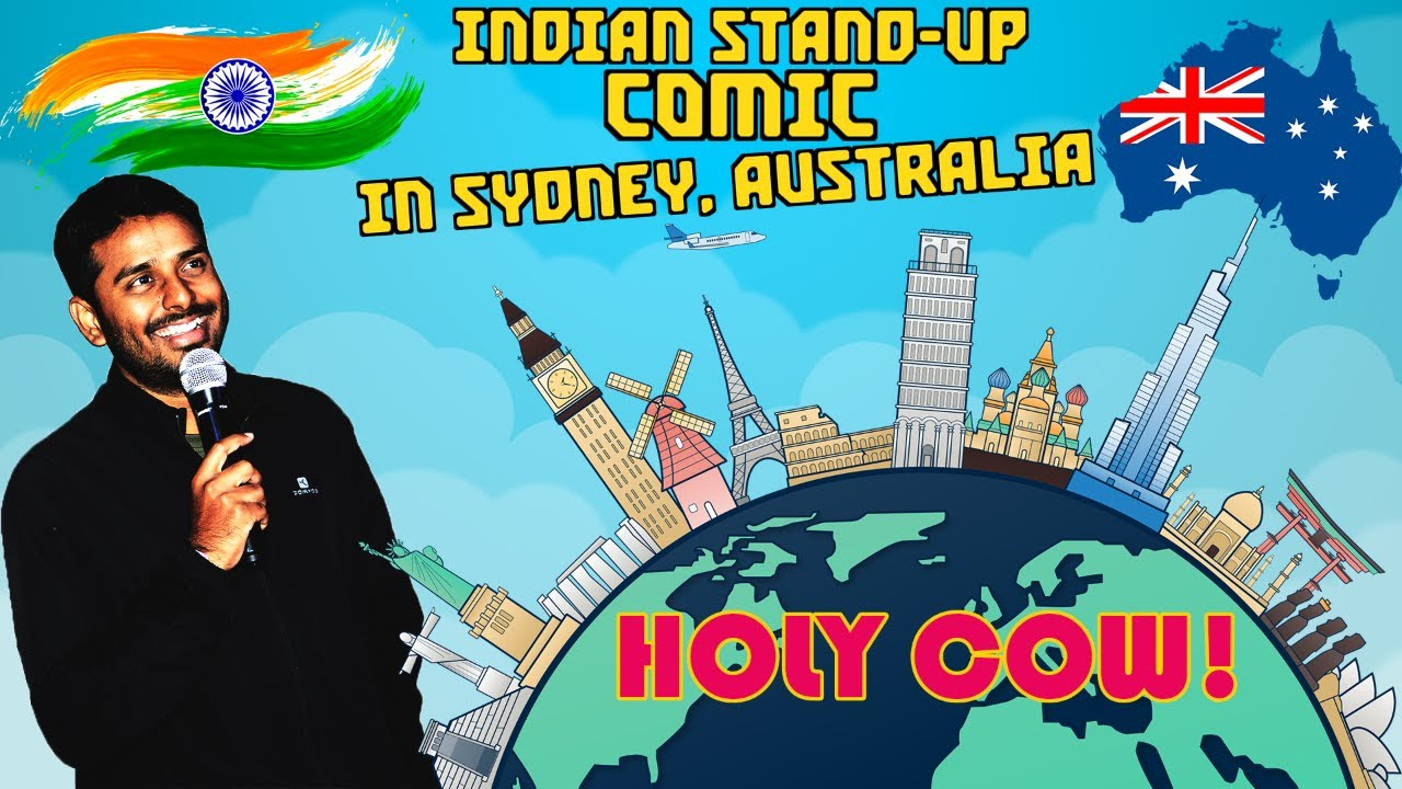 Indian Stand Up Comedian Killing in Sydney, Australia