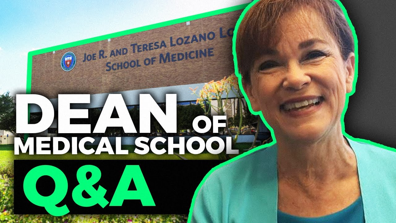 Inside the Medical School Admission Process | Dean of Medical