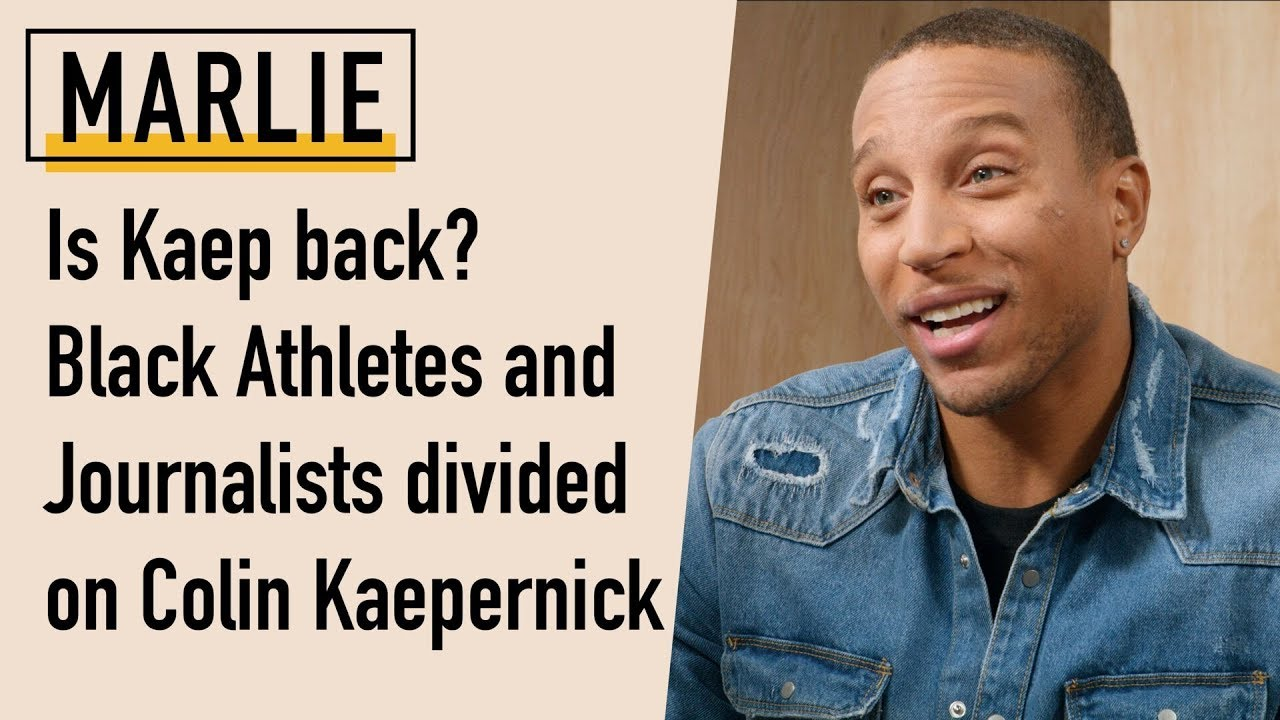 Is Kaep back? Black Athletes and Journalists divided on Colin