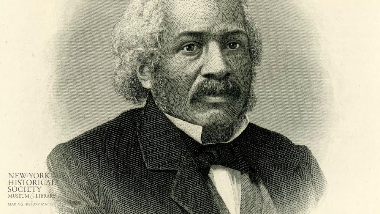James McCune Smith | First African American to get a