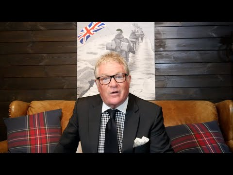 Jim Davidson's opinion on the Black Lives Matter protests