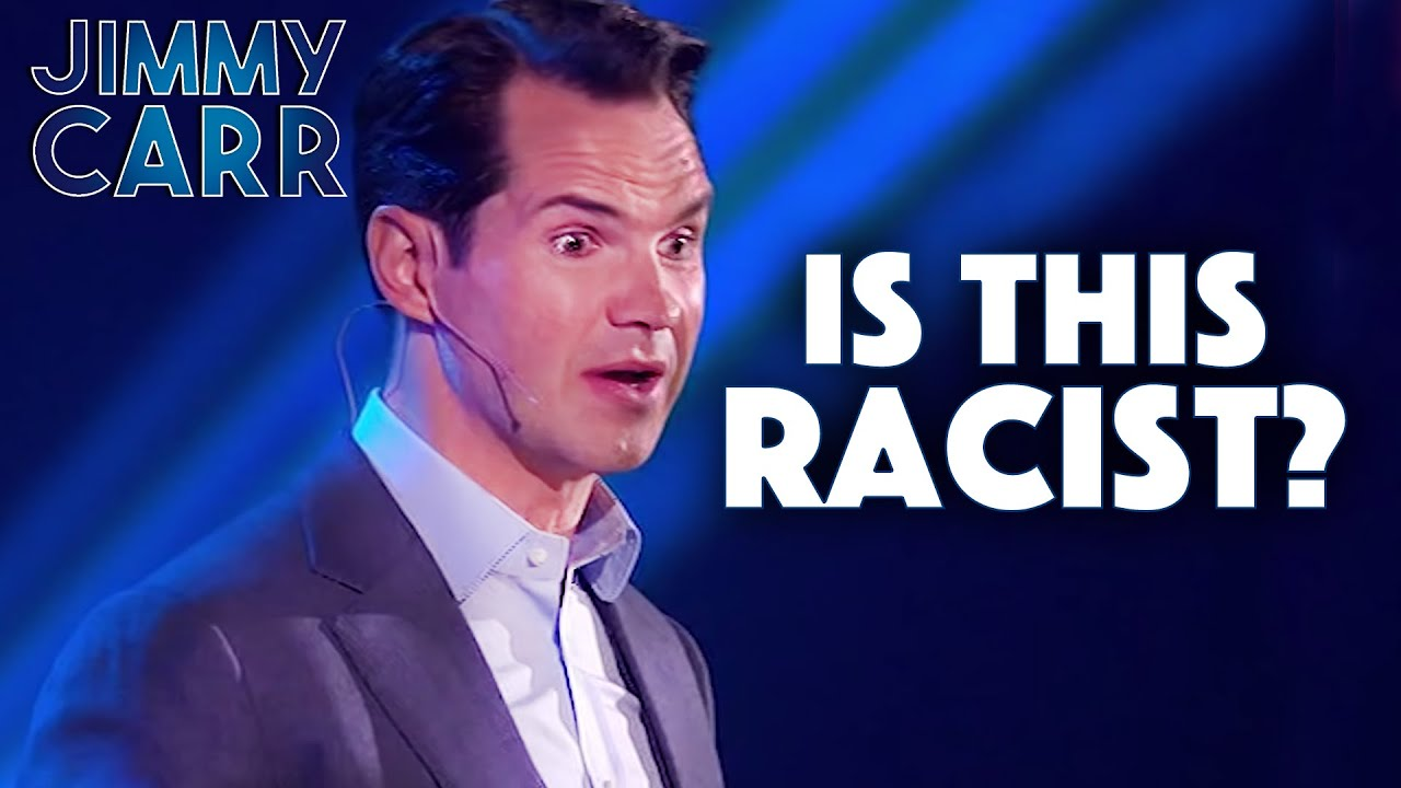 Jimmy Carr On Race | Jimmy Carr: Laughing and Joking