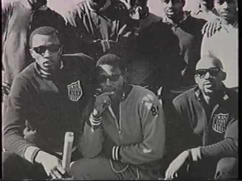 Journey of the African-American Athlete clip featuring Dr. Harry Edwards