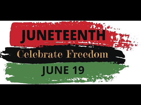 Juneteenth is Freedom Day!!!
