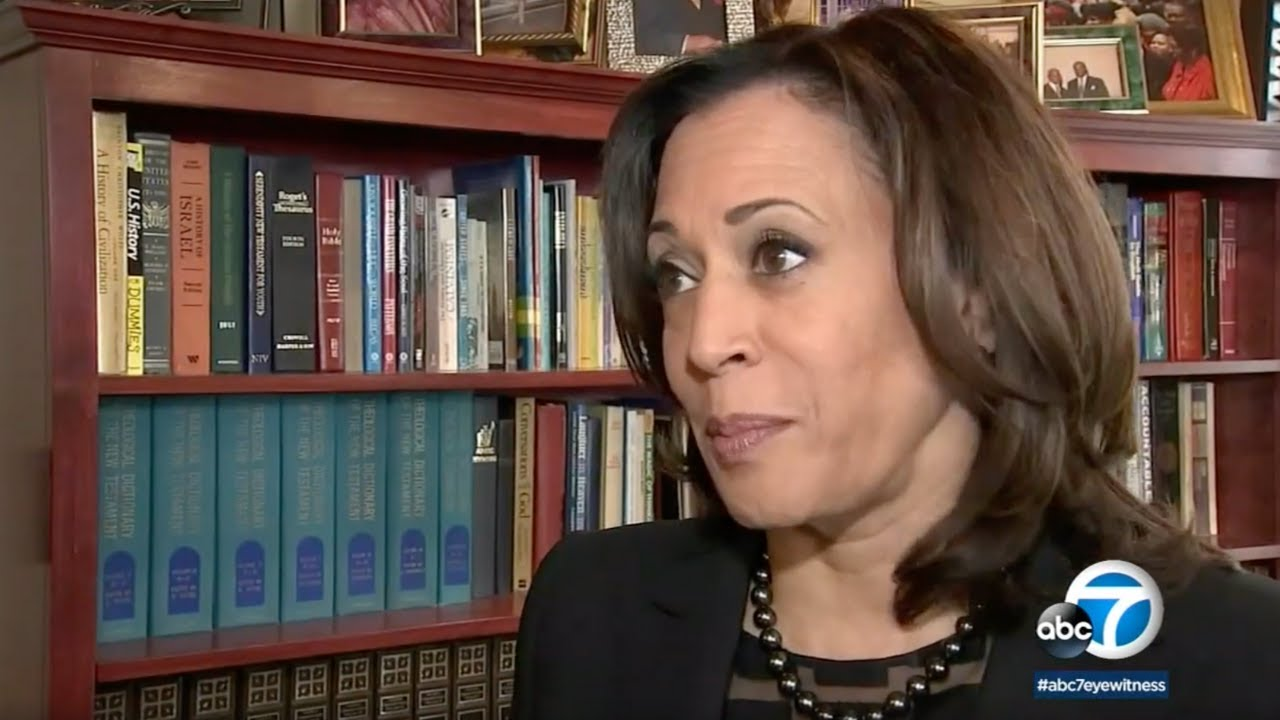Kamala Harris shares achievements & challenges of the African-American community