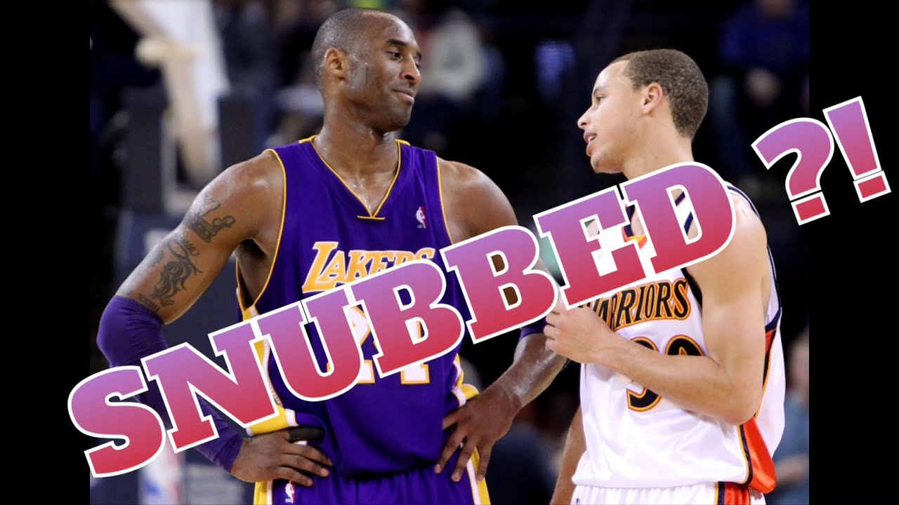 Kobe Bryant NOT TOP 50 Greatest Black Athletes of ALL-TIME?!