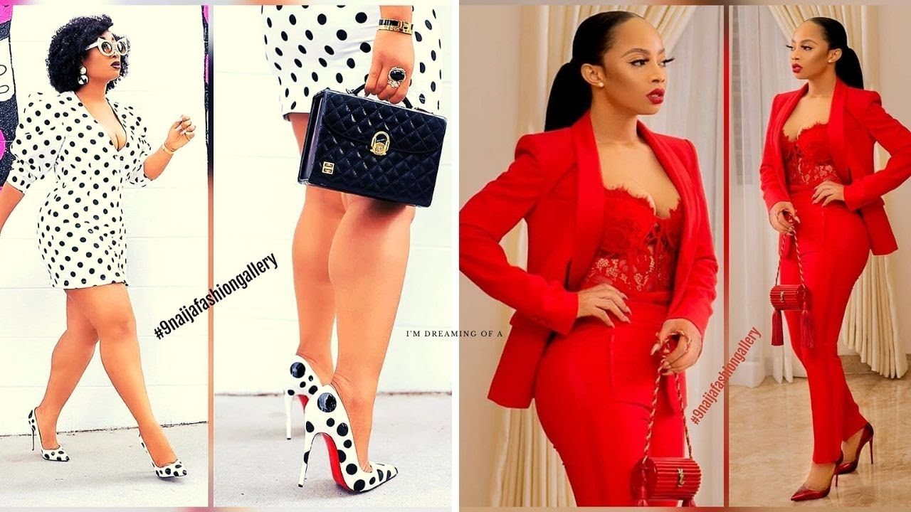 LET YOUR GLAM SPEAK | Classic African Fashion Styles for