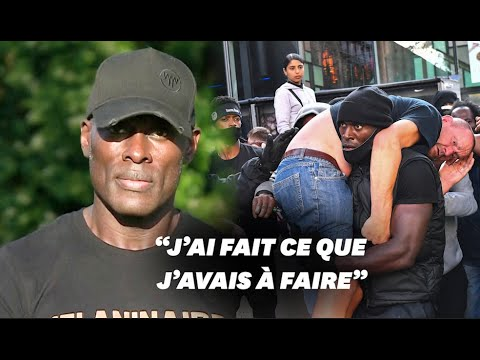 "Le militant de ""Black Lives Matter"" qui a secouru un"