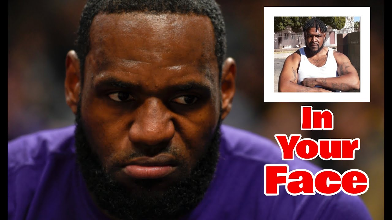 LeBron silent as Los Angeles riots after Black man is