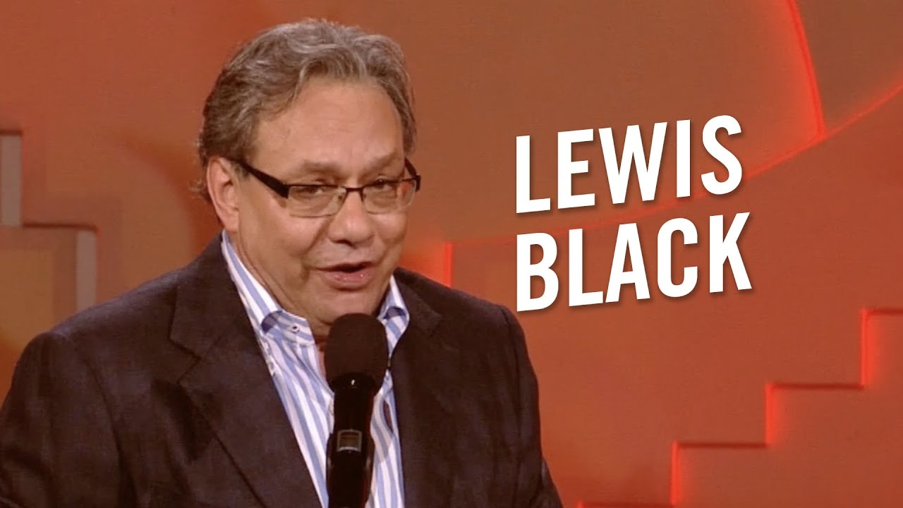 Lewis Black Stand Up – 2010