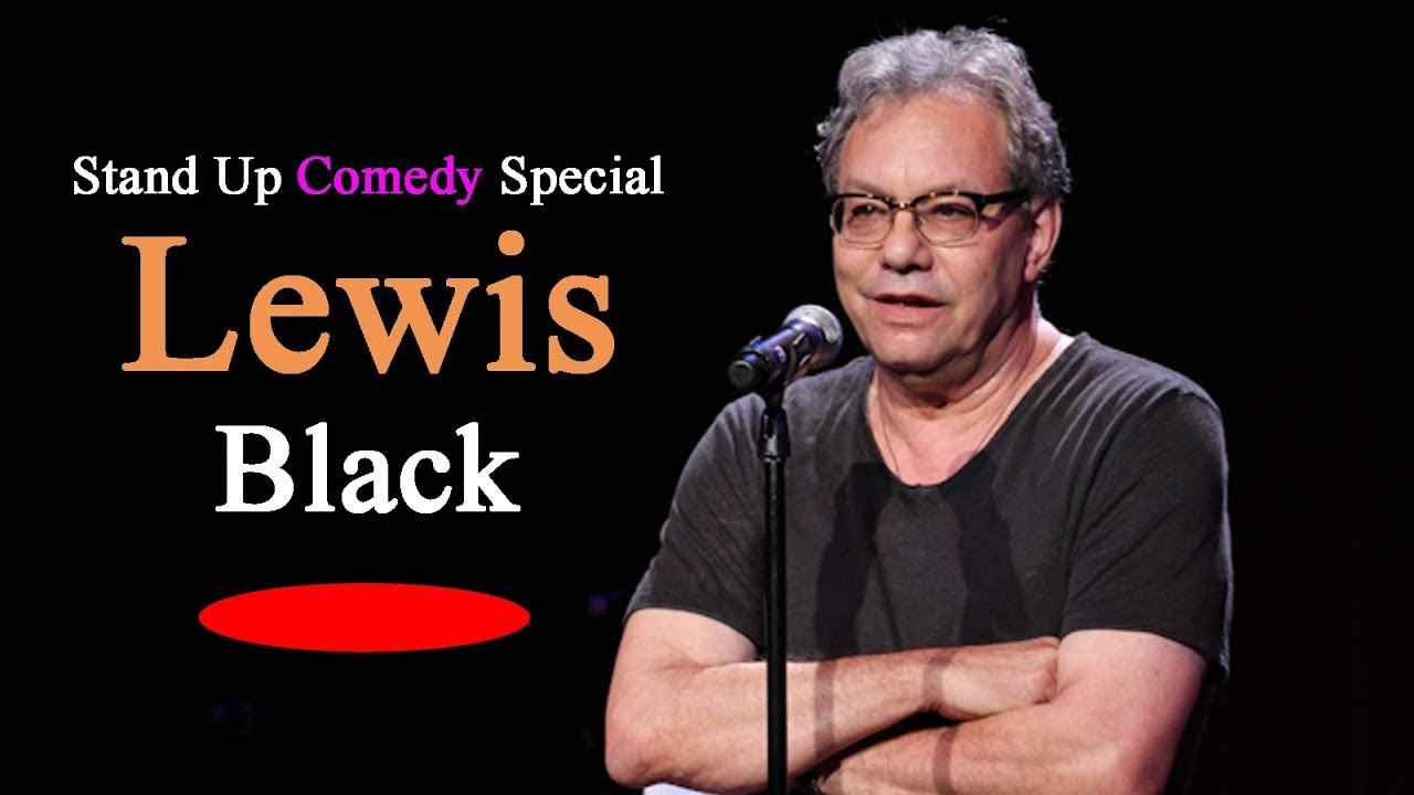 Lewis Black Stand Up Comedy Special Full Show – Lewis