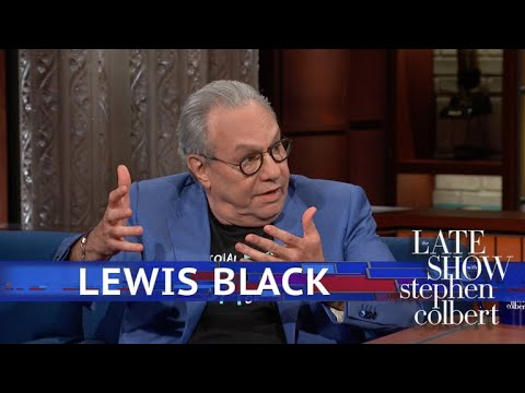 Lewis Black Wants To Reclaim The Summer From Trump